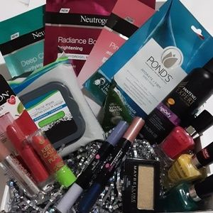 All ESSENTIALS  Drug stores high end deluxe makeup